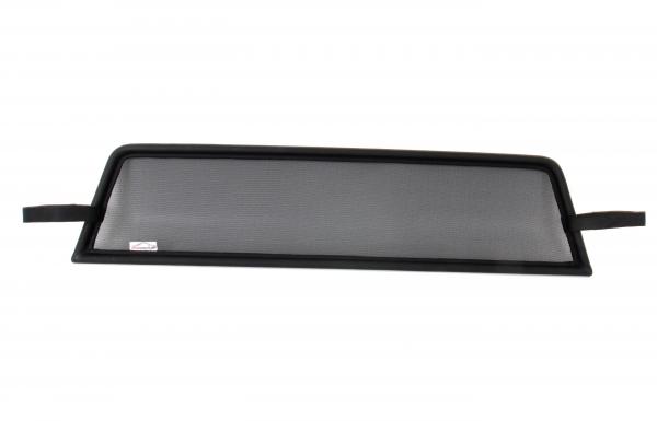 AIRAX Windschott für Fiat 124 Spider Stahlrahmen mit Netz in schwarz