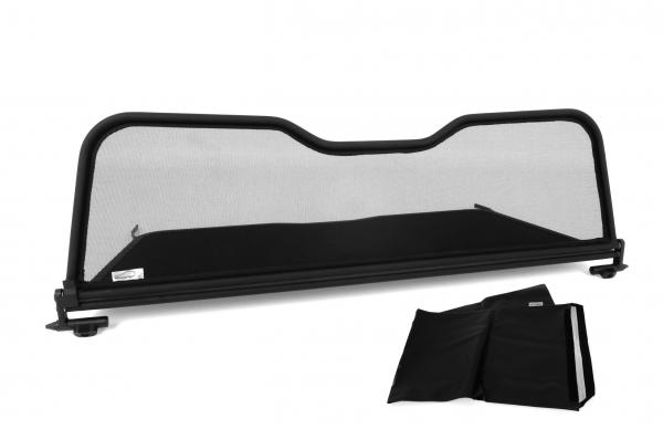 AIRAX Windschott für GM Chevrolet Camaro Convertible 5.Gen. Spiegeldesign mit Tasche